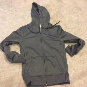 Under armour hoodie zipper sweatshirt - Size S